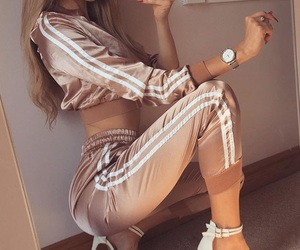 luxury fashion, fashion style, and outfit goals image