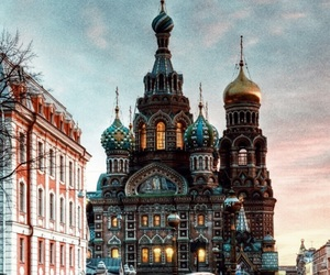 architecture, retro, and russia image