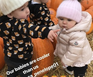 Halloween, toddlers, and twins image
