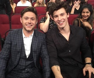 shawn mendes, niall horan, and shawn image