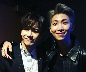 jackson, rm, and bts image