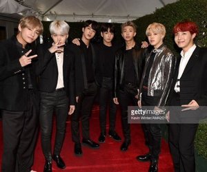 bts and amas image