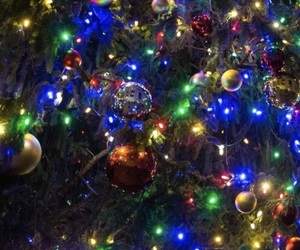 christmas tree, cristmas, and ornaments image