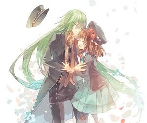 anime, heroine, and cute+ image
