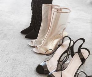 black, fashion, and glamour image