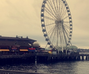 seattle and waterfront image