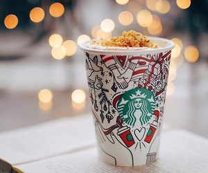 blend, christmas, and coffee image