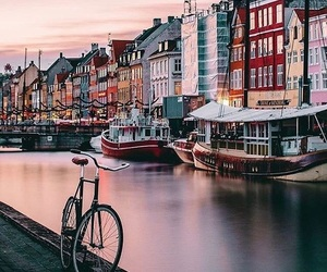 travel, city, and denmark image
