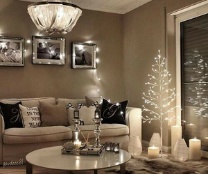 home, christmas, and design image