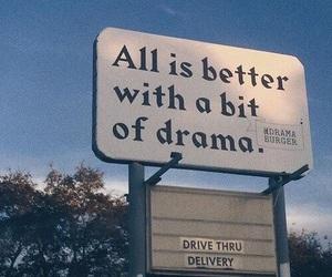 grunge, tumblr, and drama image