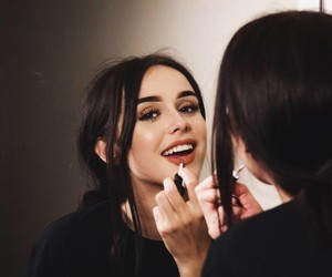 girl, makeup, and acacia brinley image