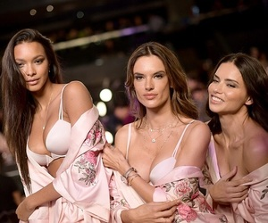model, Victoria's Secret, and Adriana Lima image