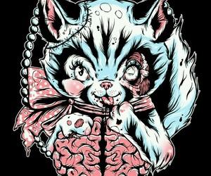 Gatos, zombie, and cerebro image
