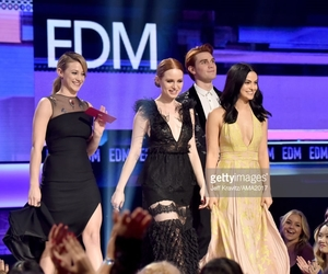 awards, cast, and riverdale image