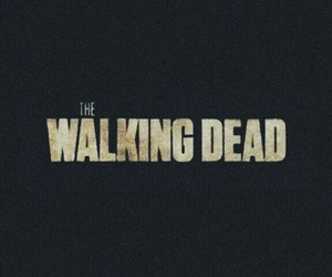 twd, tvserie, and thewalkingdead image