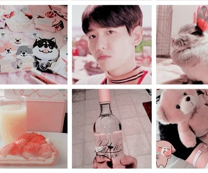 exo, psd, and pink theme image
