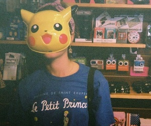 music, pikachu, and gnash image