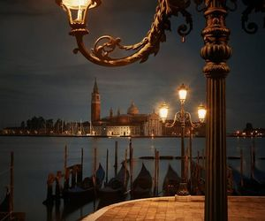 italy, travel, and venise image