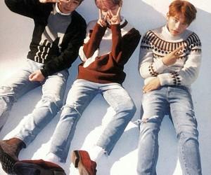 wanna one, park jihoon, and lee daehwi image