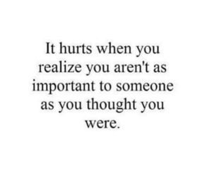 quotes, hurt, and sad image