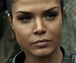 the cw, the 100, and octavia blake image