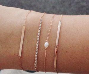 bracelet, diamonds, and elegance image