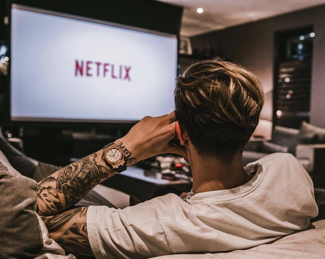 boy, tattoo, and tv image