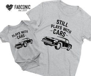 etsy, father and son, and plays with cars image