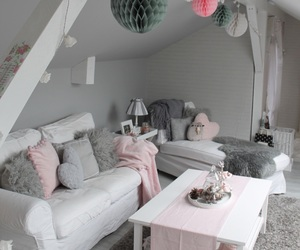 cosy, girly, and home image