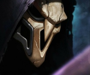 black, character, and reaper image