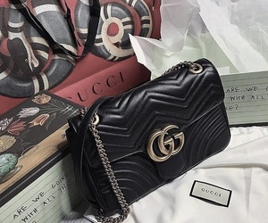 gucci, accessories, and bag image