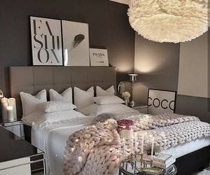 bedroom and beautiful image