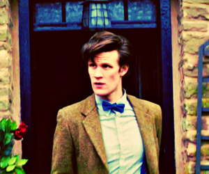 bowtie, doctor who, and eleven image
