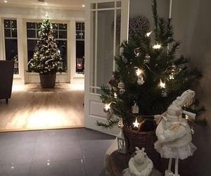 christmas, tumblr house, and december image