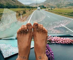 tattoo, travel, and olive cooke image