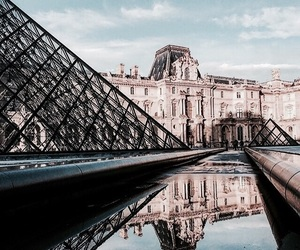 travel, paris, and beautiful image