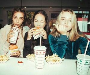 best friends, bffs, and fashion image