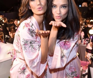 Adriana Lima, girl, and Victoria's Secret image
