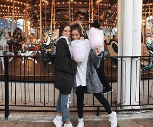 friends, best friends, and fashion image
