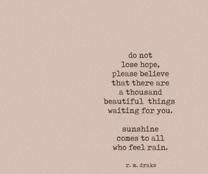 quotes, hope, and sunshine image