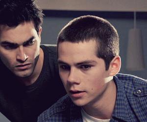 teen wolf, derek hale, and tyler hoechlin image