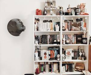 aesthetic, decor, and books image