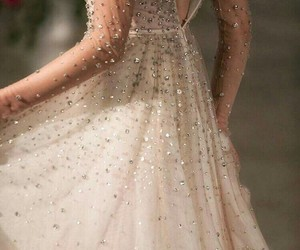 dress, fashion, and princess image