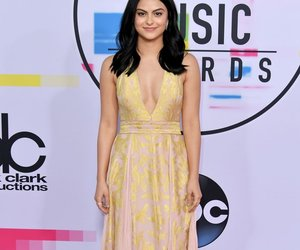 camila mendes, riverdale, and american music awards image