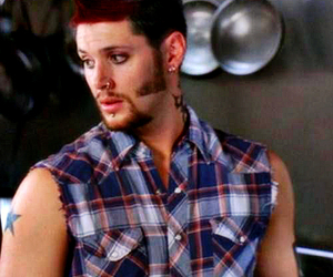 hair, Hot, and Jensen Ackles image