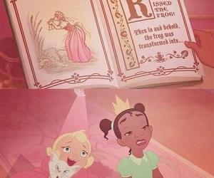 tiana, princess, and princess and the frog image