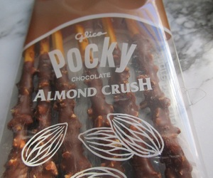 almond, chocolate, and photography image