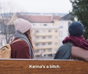 skam, isak, and eva image