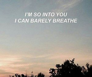 Lyrics, quotes, and into you image