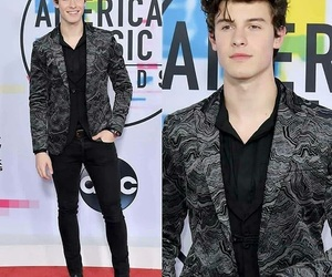 american music awards and shawn mendes image